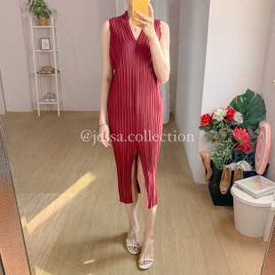 Agansa Sleeveless Dress