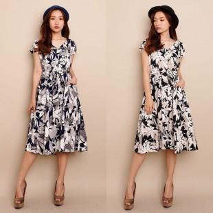 Aiden Flora Dress