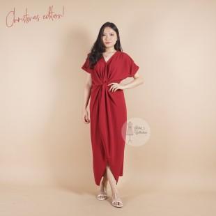 Alberia Wrap Dress