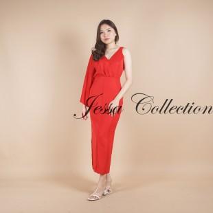 Albisa Plain Dress
