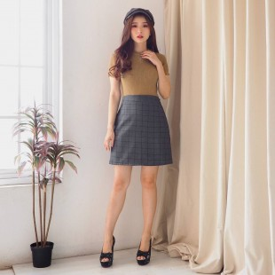 Aurora Square Skirt