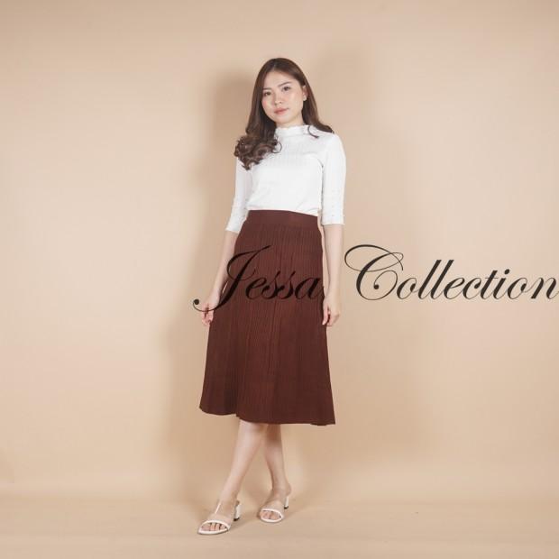 Canita Plain Skirt
