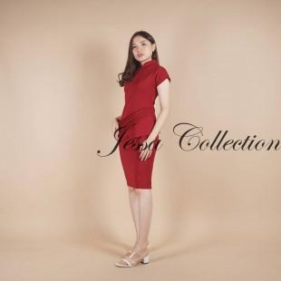 CNY Overa Dress