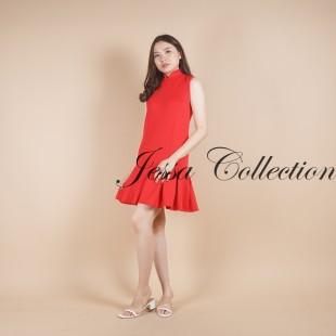 CNY Rosta Sleeveless Dress