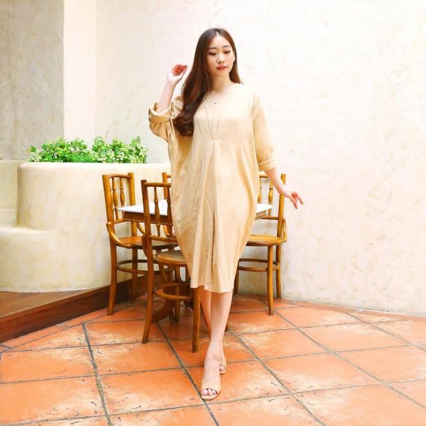 Delphi Plain Dress