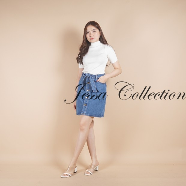 Gomora Ribbon Skirt