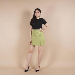 IMP 212 Ginelle Button Skirt