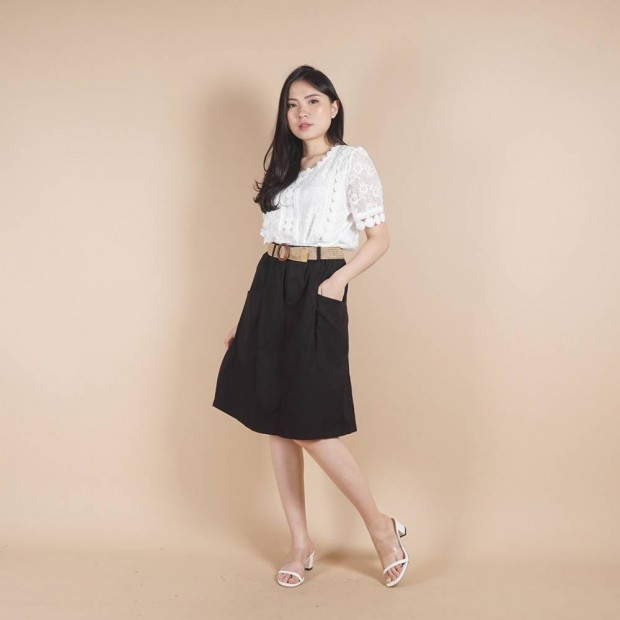 IMP 205 Krinita Belt Skirt