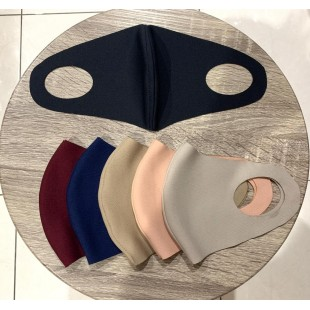 1 PLY Masker Kain Warna