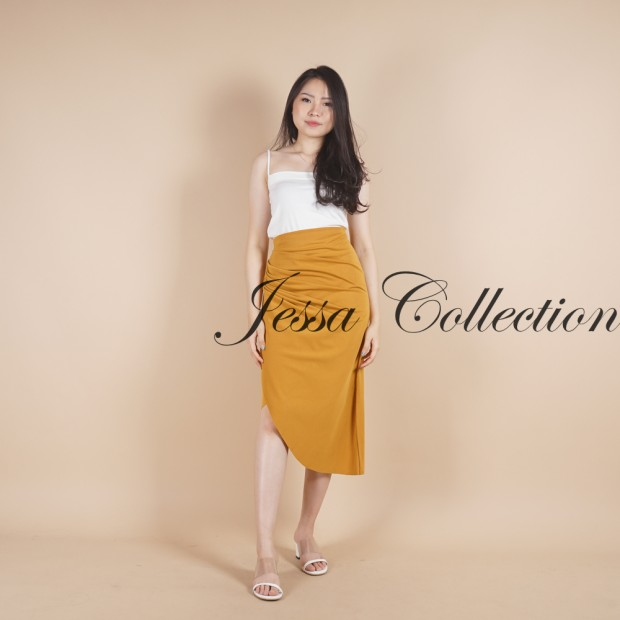 Piony Layer Skirt SERIES B