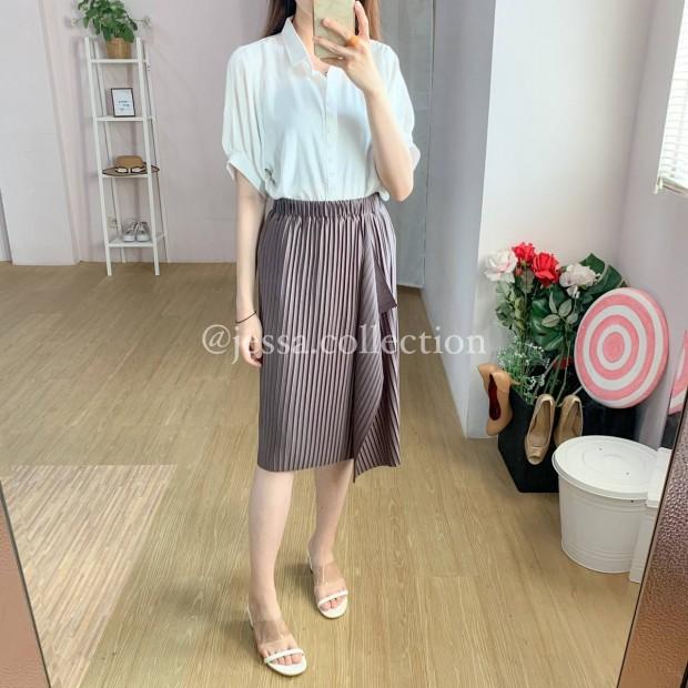 Premium Darsie Pleated Skirt