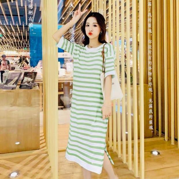 Revica Stripe Dress