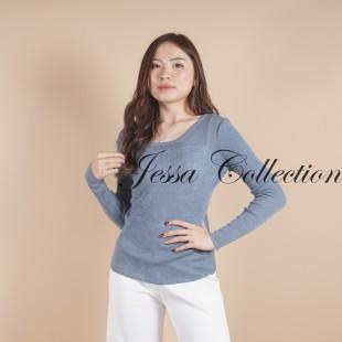 Rossana Cross Sweater