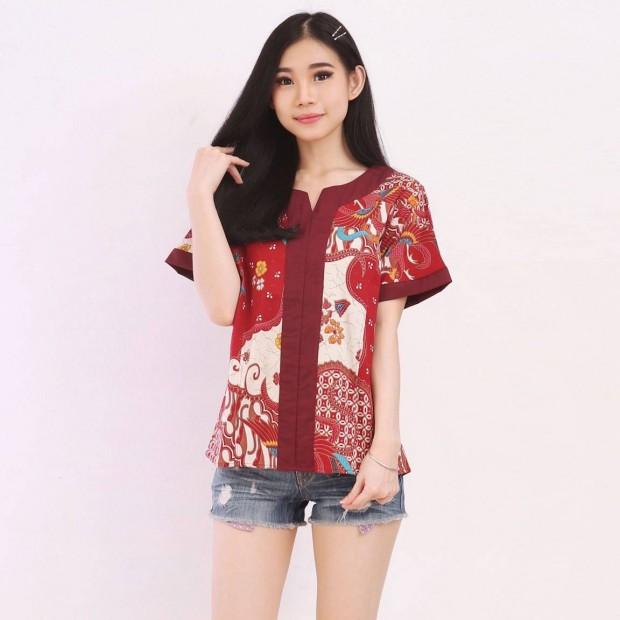 TJ 085 Batik