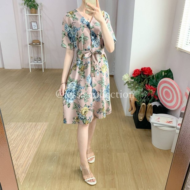 Vernina Flora Dress